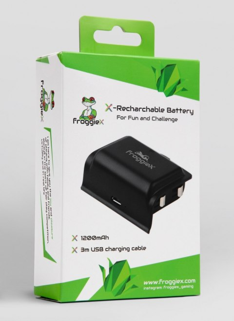 AKUMULATOR DO PADA XBOX ONE BATERIA1200mAh+3MKABEL